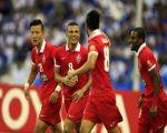 الأهلي الإماراتي يستضيف غوانغجو الصيني غداً في نهائي الآسيوية