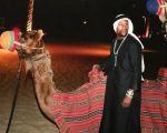 الملاكم الأمريكي الأشهر يعيش أجواءً عربية بحتة