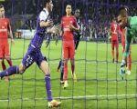 تولوز يصعق باريس سان جيرمان في الدوري الفرنسي
